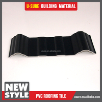 curve roofing material / garden gazebo roofing / garden sheds roofing sheet corrugated pvc