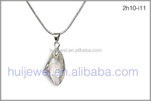 wholesale silver jewellery online pendant wholesale with genuine austrian crystal