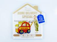 creative educational souvenir fridge ceramic magnet