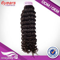 Promotion Oem Virgin Fast Shipment Brazilian Tight Curl Remy Hair Weave