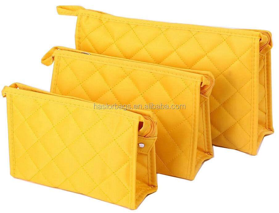 Colorful cosmétiques sacs d'emballage ensemble pour Grils