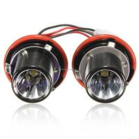 2PCS 10W LED/CREE/MARKER ANGEL EYE HALO RING LIGHT BULB FOR BMW E39 E53 E60 E63 E64 E66 E87 E83
