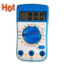 Economic 3 1/2 Handheld Mini Digital Multimeter Voltmeter Ammeter Avometer Tester Electrical Tester Battery Tester DT-830B+