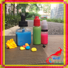 allwin e juice 10ml pet bottle in bales with childproof cap made in china