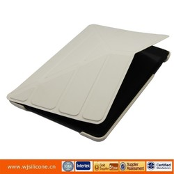 Customized Smart cover for ipad mini logo could be printed