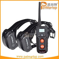 New Updated Dog Training Collar with Remote Best for 2 dogs
