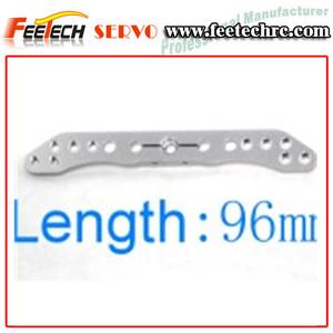 servo bras en aluminium 25t 96mm en métal long bras de servo towerpro compitable avec