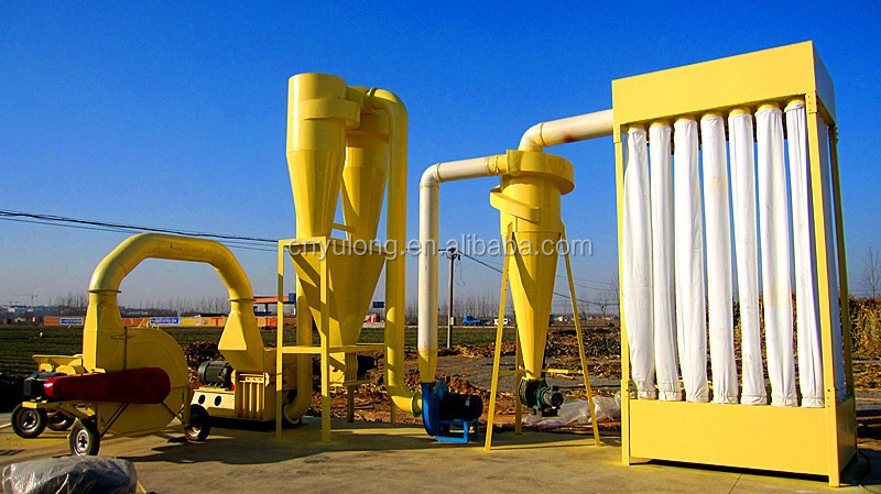 Wood chips hammer mill/Wood Crusher - CHEAPSUPPLIER.pro