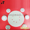 Heat resistant insulation electrical silicone seal gasket