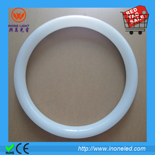 T9 led circular tube, led tube G10Q lamp for decorating, led ring tube light 205mm 225mm 300mm 375mm