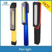 2014 The Nebo Larry Best price alibaba high quality battery operated magnetic plastic rechargeable led pen light