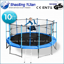 Olympic Gymnastic Equipment Bungee Trampoline Fitness Bed