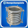 Pipe fittings concrete metal corrugated reinforced bellows expansion joint