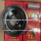 máquinasagrícolas motor monocilíndrico zh225 peças de camisas de cilindro kit