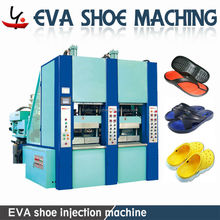 2015 EVA shoe injection machine