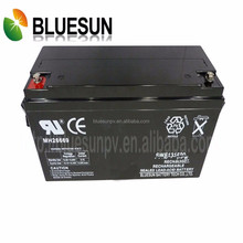 Deep cycle lead-acid ISO CE SGS gel car batteries 12V 120AH