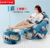 water proof polyester popular bean bag,lovely round footstool,unique top selling ottoman from china manufacturer