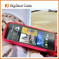 Hot selling soft case back cover for htc desire 601 zara