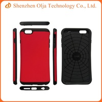 Hybrid TPU cell phone case for iPhone 5s bumper case