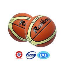 glossy basketball