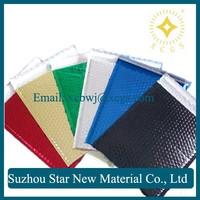 Custom Made Decorative metallic Bubble Envelope