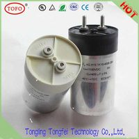 China hot selling photovoltaic wind power DC filter capacitor polypropylene film capacitor self-healing property capacitor