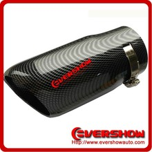 car carbon fiber exhaust muffler