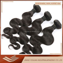 YL Hair Products Brazilian Virgin Hair Body Wave Grade 7A 100% Brazilian Human Hair Weave Bundles Fast Shipping