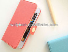 New Design Handmade Wallet Cell Phone Case On Hot Sale