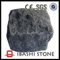 Black road side curb stone on sale