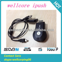 High Quality Dlan Miracast Airplay Receiver Support Airplay Mirroring Protocol Wireless Wifi Dongle