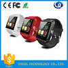 cheap new fashion smart phone watch, bluetooth smart watch oem, u8 smart watch