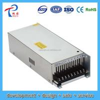 P300-400-G Series High quality Various voltage 5v 12v 36v 48v 300W 400W Switching power supply