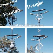 deutschland standard solar street light solar Carport außenbeleuchtung