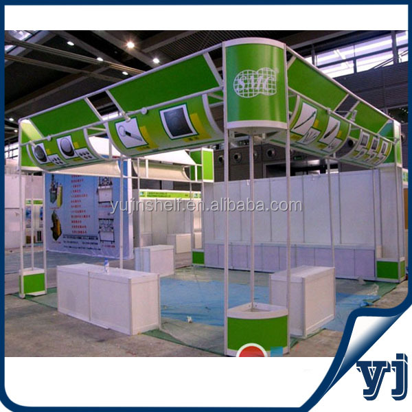Exhibition Booth Supplier : Modern design m portable exhibition booth from china