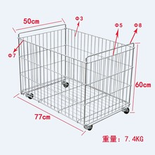 china suplier metal wire basket for pets
