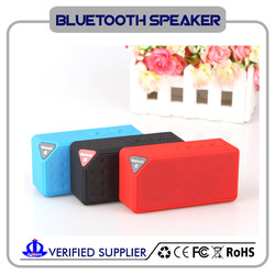2015 Factory Direct Custom Made Bluetooth Speaker