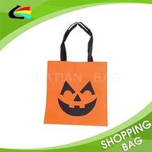 Customized Halloween Cmas Promotional Gift Goody Bag Reusable
