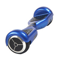 China Supplier Kids Electric Skateboard with Samsung Lithium Battery Gold Hoverboard