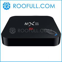 Roofull MX3 android iptv box android tv box 2015 tv tuner box for lcd monitor