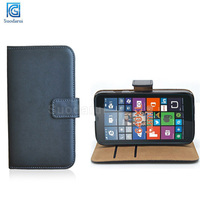 Leather Cell Phone Case Free Shipping for Nokia lumia 640xl Leather Wallet Case Cover