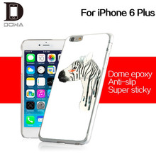 For iPhone epoxy gel vinyl cover