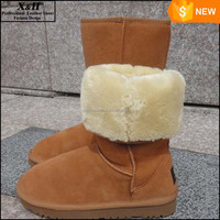 Free shipping 2016 Australia Classic Tall Snow Boots Women's Real Leather Winter Classic Short ug Boots Shoes