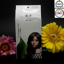 Professional hot sale activity factor ingredients in extract cold hair perming lotion 120ml*2