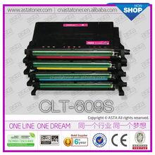 Compatible Color laser Toner Cartridges powder CLT609 for samsung