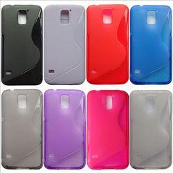 for Samsung GALAXY S4 MINI tpu case,S line soft tpu gel case cover for Samsung GALAXY S4 MINI