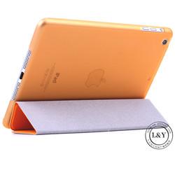 matte pc hard back cover for iPad Mini 1 2 3, leather smart cover for ipad mini 1 2 3 case
