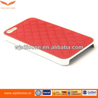 new style custom for iphone 5 case,pc with leather custom for iphone 5 case