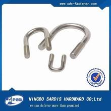 Ningbo Fastener Supplier&Manufacturer stud bolt and nut can be transit U Bolt