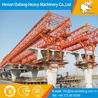 High Quality and Duty Bridge Girder Launching Crane, Bridge Girder Launching Gantry Crane Machinery
